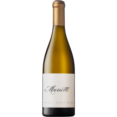 Mariëtte Pinot blanc 2019